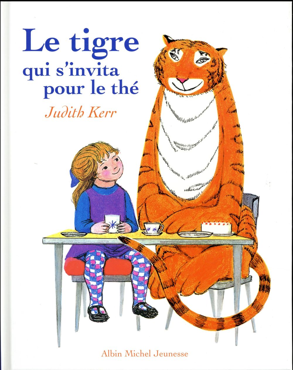 LE TIGRE QUI S'INVITA POUR LE THE
